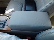 Installed back in car.