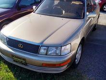 1994 LS400 that I'm buying