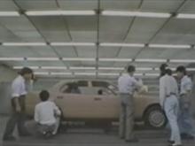 Toyota F-1 Clay Model 1986