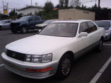 White 92 LS400