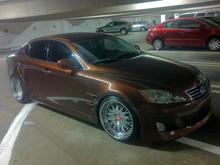 Garage - Tx250