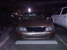 95 ls400 current.. blacked grille