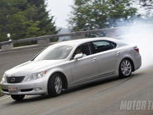 Drift Lexus