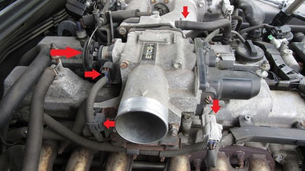 DIY: Valve Cover Gasket and Spark Plug Replacement GS300 / IS300