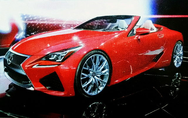 2017 Lexus SC: 25 Cars Worth Waiting For – Feature – Car and Driver