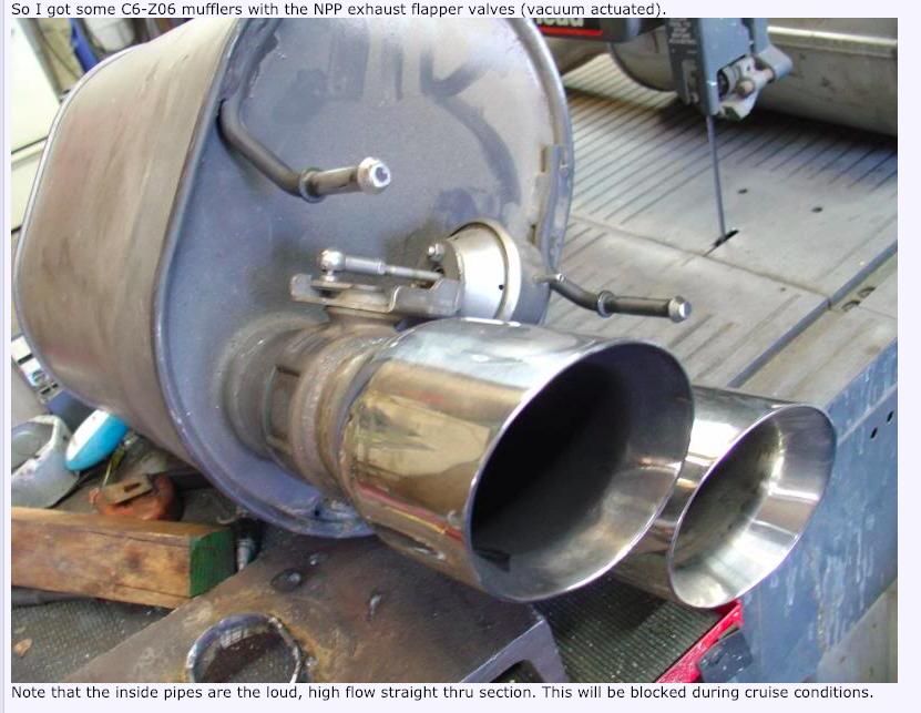Borla    Exhaust valve add-on - ClubLexus - Lexus Forum