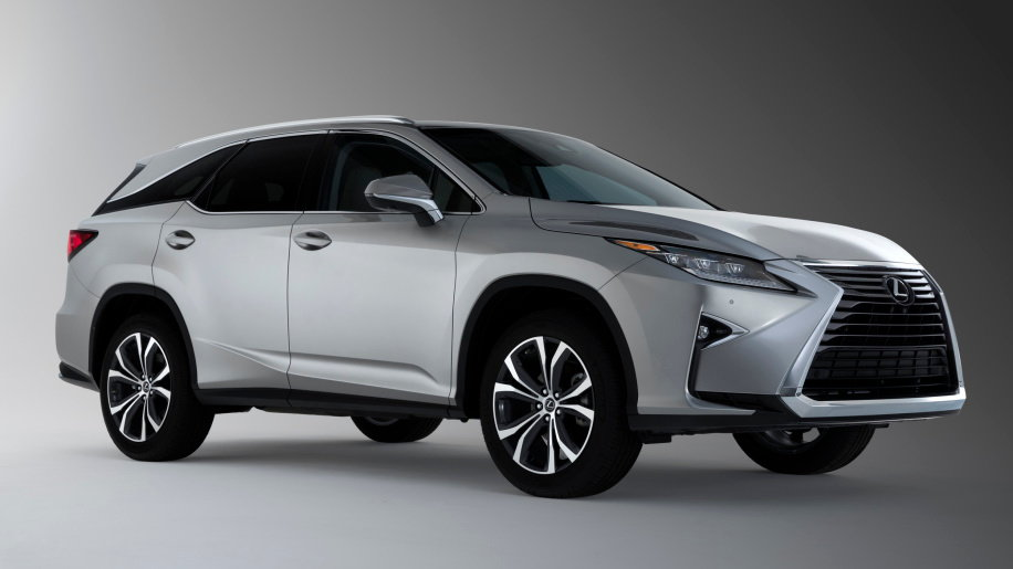 Lexus 7 Seater Suv >> 2018 Lexus Rx 350l Rx450hl Are Here To Fill Your 7 Seat Needs
