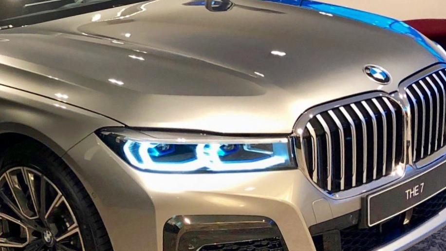 2020 BMW 7 Series Photos Leak