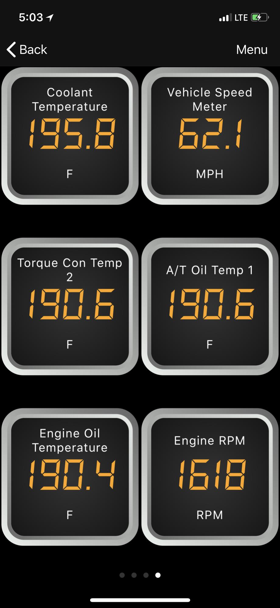 Anyone pulling transmission temps via OBD? - ClubLexus - Lexus Forum