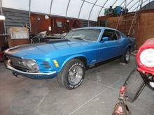 YZFrules's Mustang