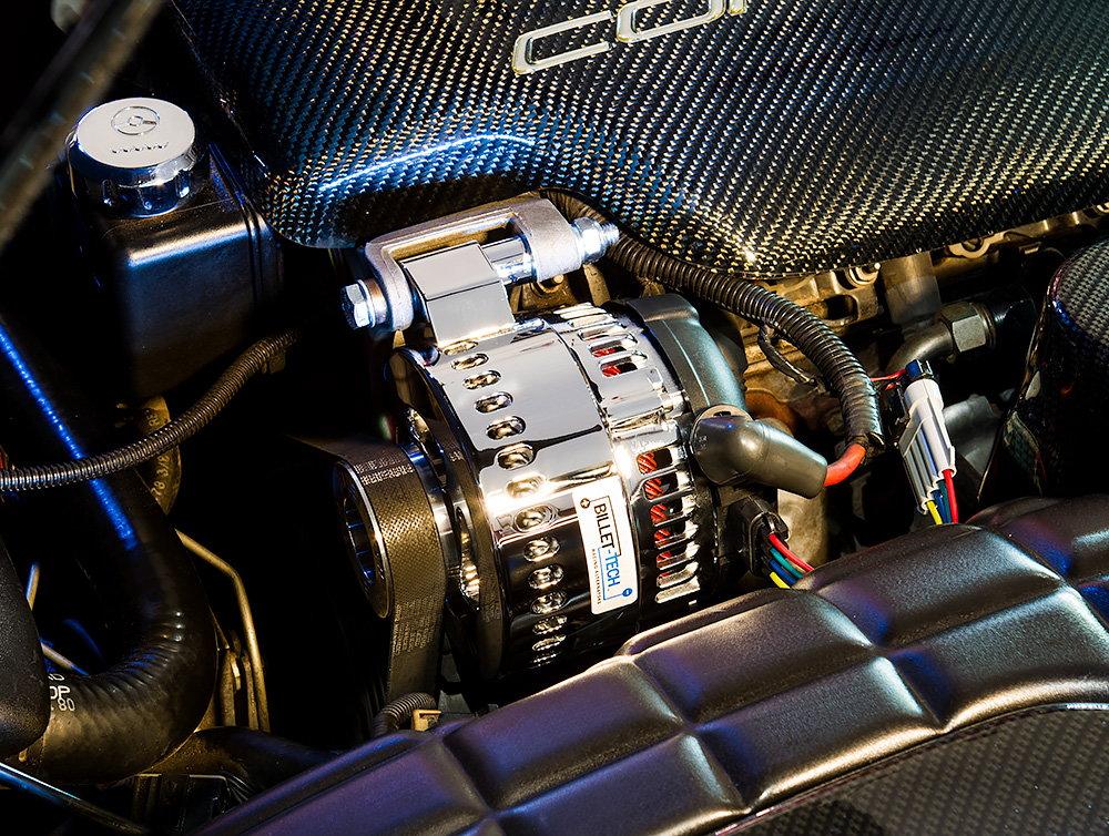 HIGH OUTPUT alternator - Page 3 - CorvetteForum - Chevrolet Corvette