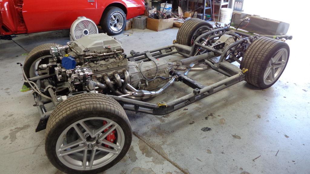 F/S or Trade 1967 C2 Corvette Roadster Restomod Project ...