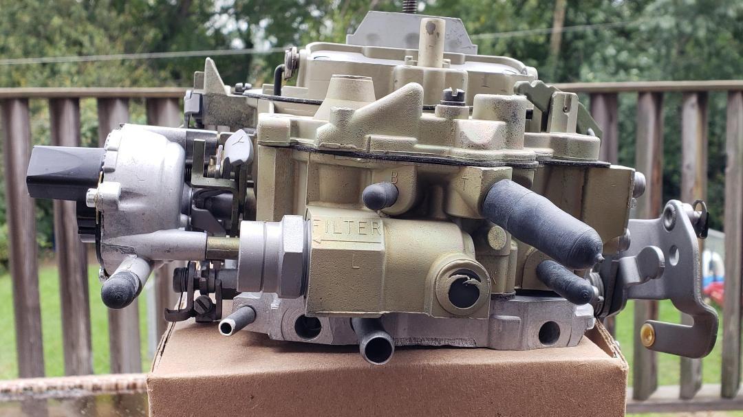 Ported or Manifold Distributor Vacuum? - CorvetteForum
