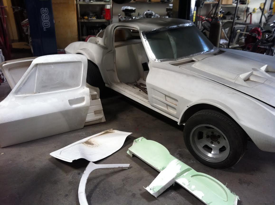 1963 Grand sport kit ...Cars for sale - CorvetteForum - Chevrolet ...