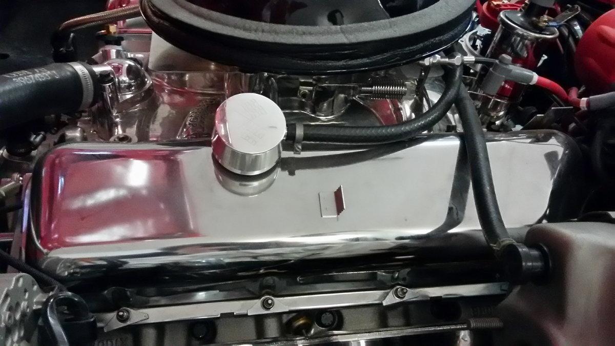 PCV valve in passenger side valve cover - CorvetteForum - Chevrolet