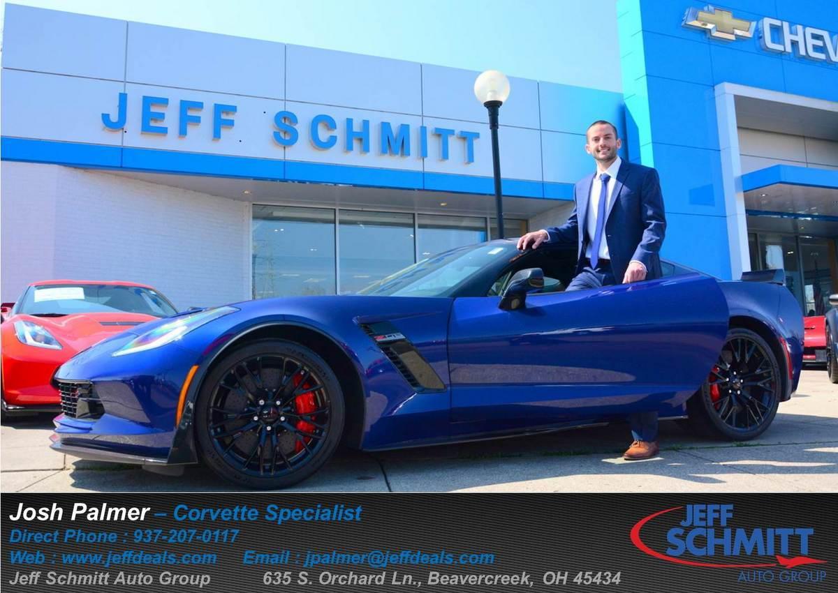 2017 Corvette Grand Sport - 3LT, 7 Speed, Torch Red w ...