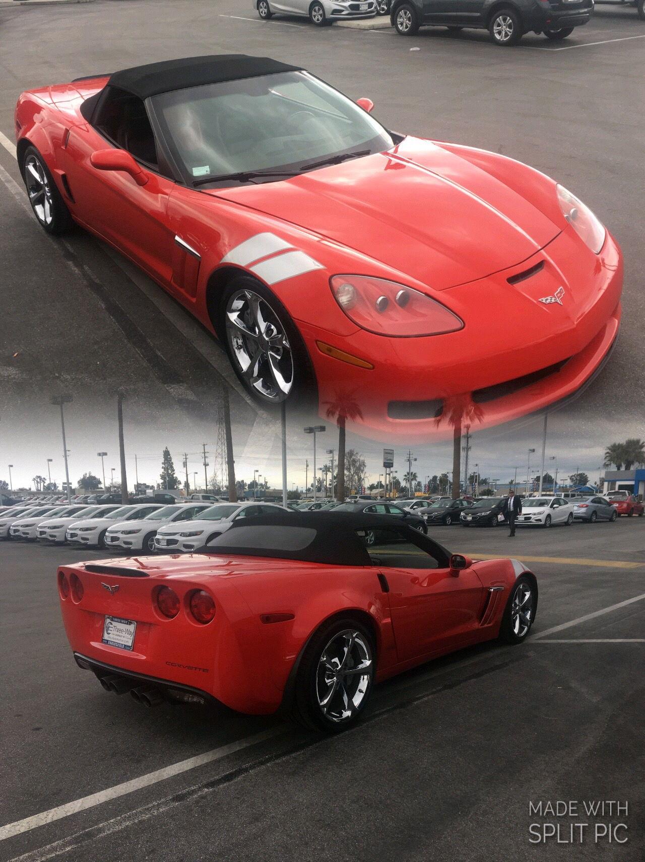 2005 Corvette For Sale >> FS: C6 Corvette SLP Rear Spoiler - Victory Red - CorvetteForum - Chevrolet Corvette Forum Discussion