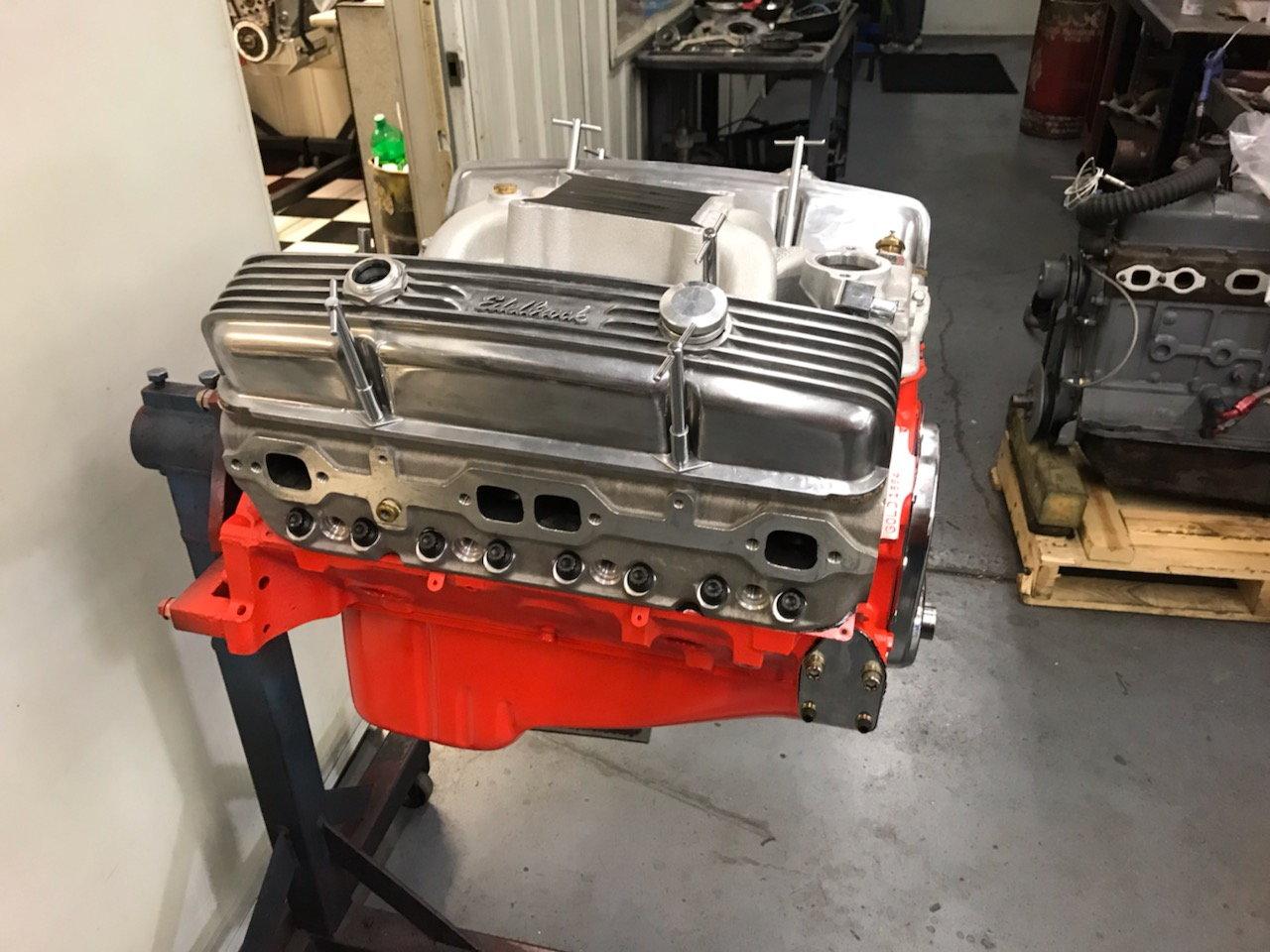 E85 421 sbc almost done! - CorvetteForum - Chevrolet