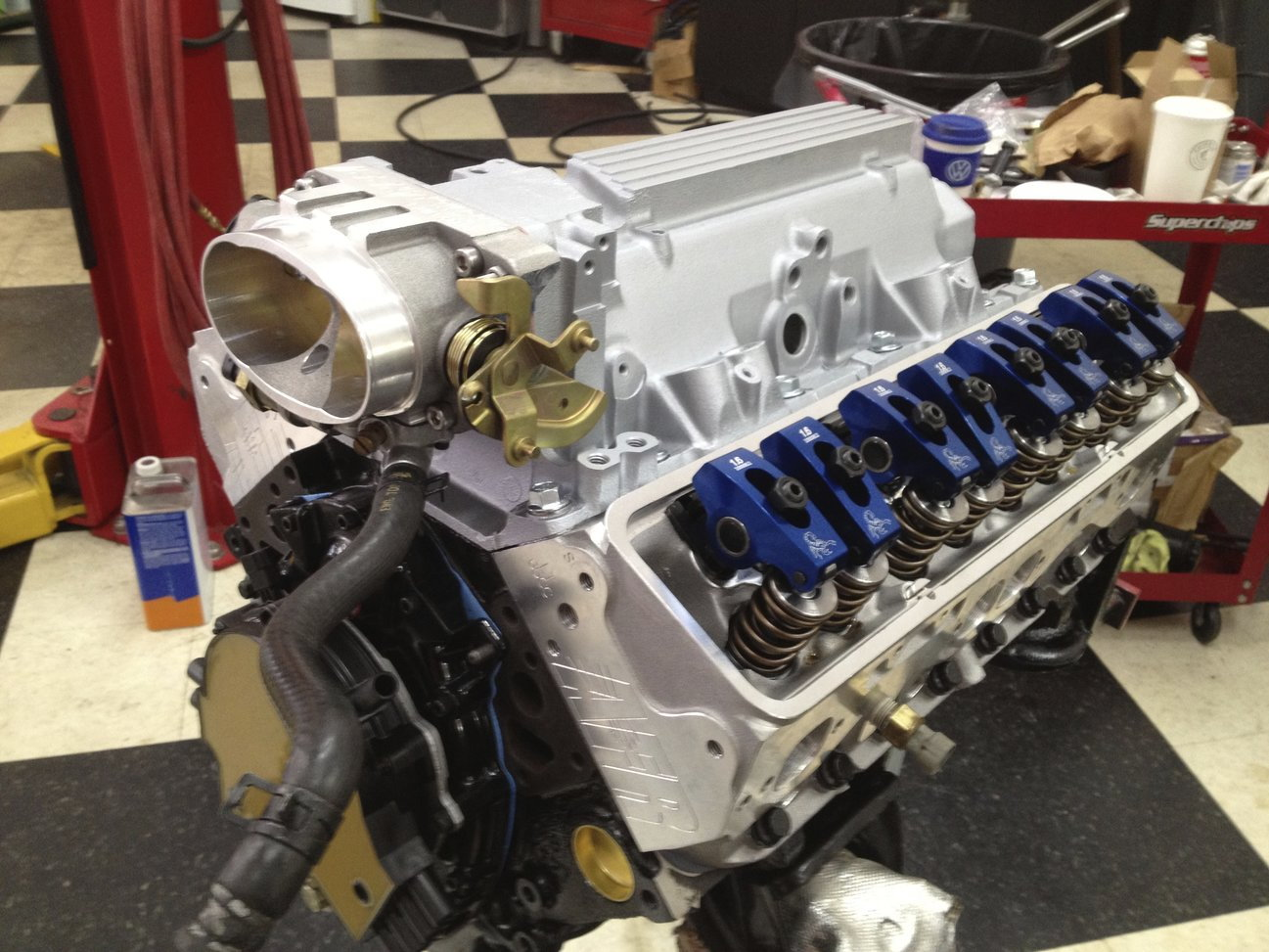 FS (For Sale) LT1 383 Turn Key 700+HP - CorvetteForum