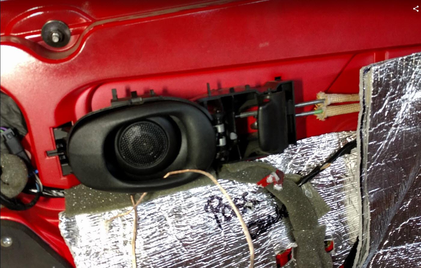 How Do I Remove The Inside Door Handle Latch Corvetteforum Chevrolet Corvette Forum Discussion