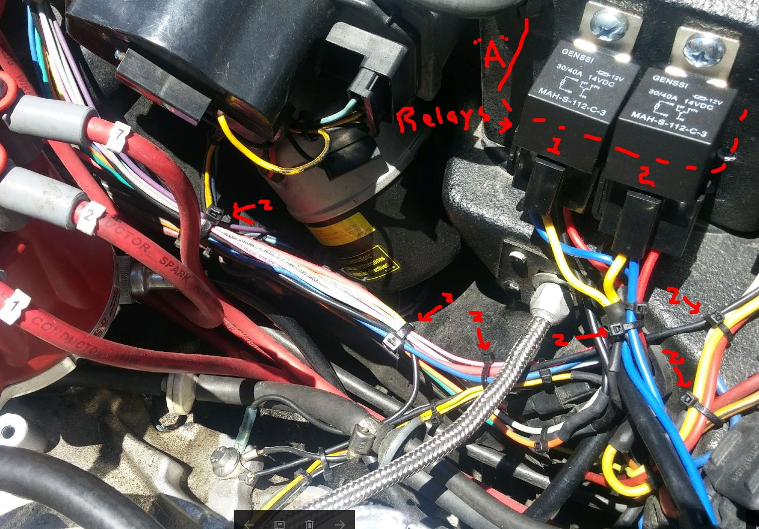 Electrical Engineering Question-alternator  U0026 The Battery - Corvetteforum