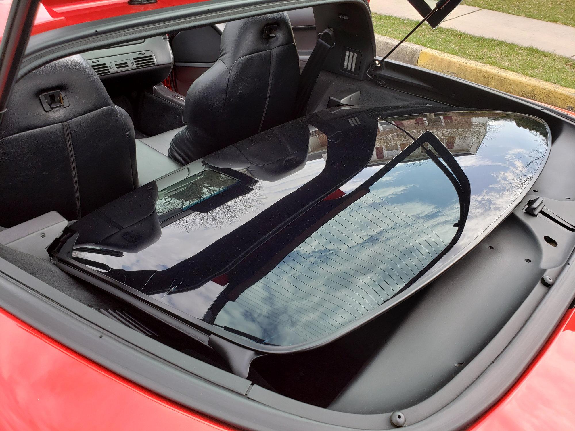 FS (For Sale) 1996 Chevrolet Corvette LT4 $18,000 Obo