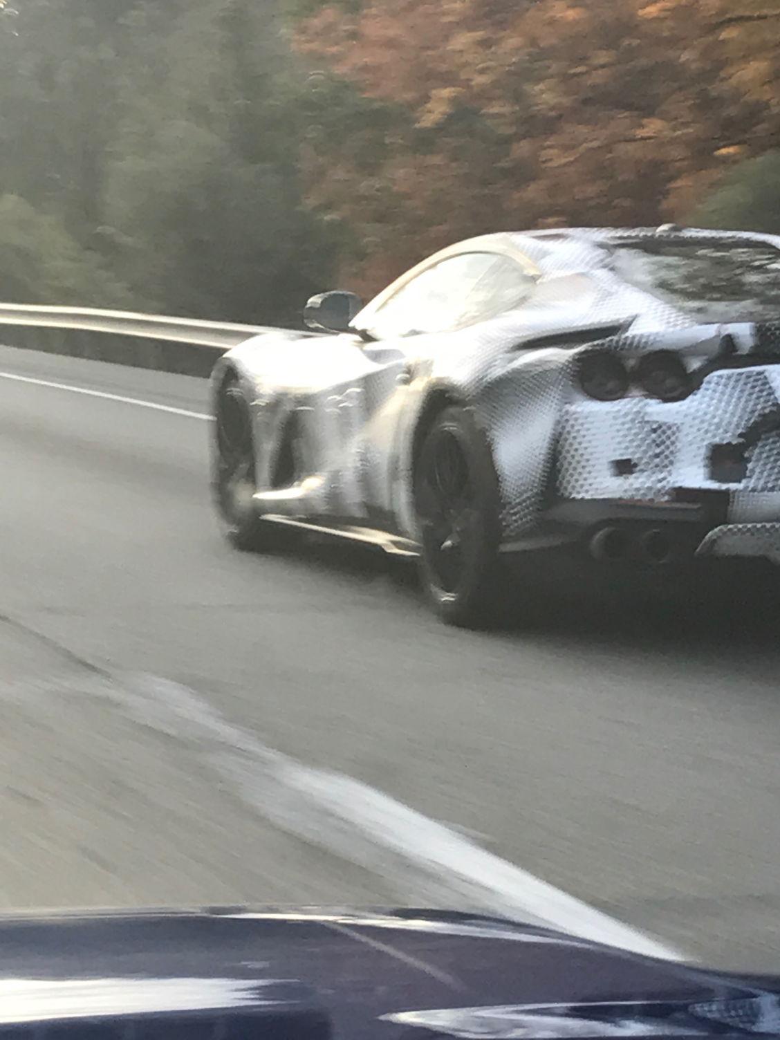 New mid-engine Corvette spy shots? - CorvetteForum - Chevrolet Corvette Forum Discussion