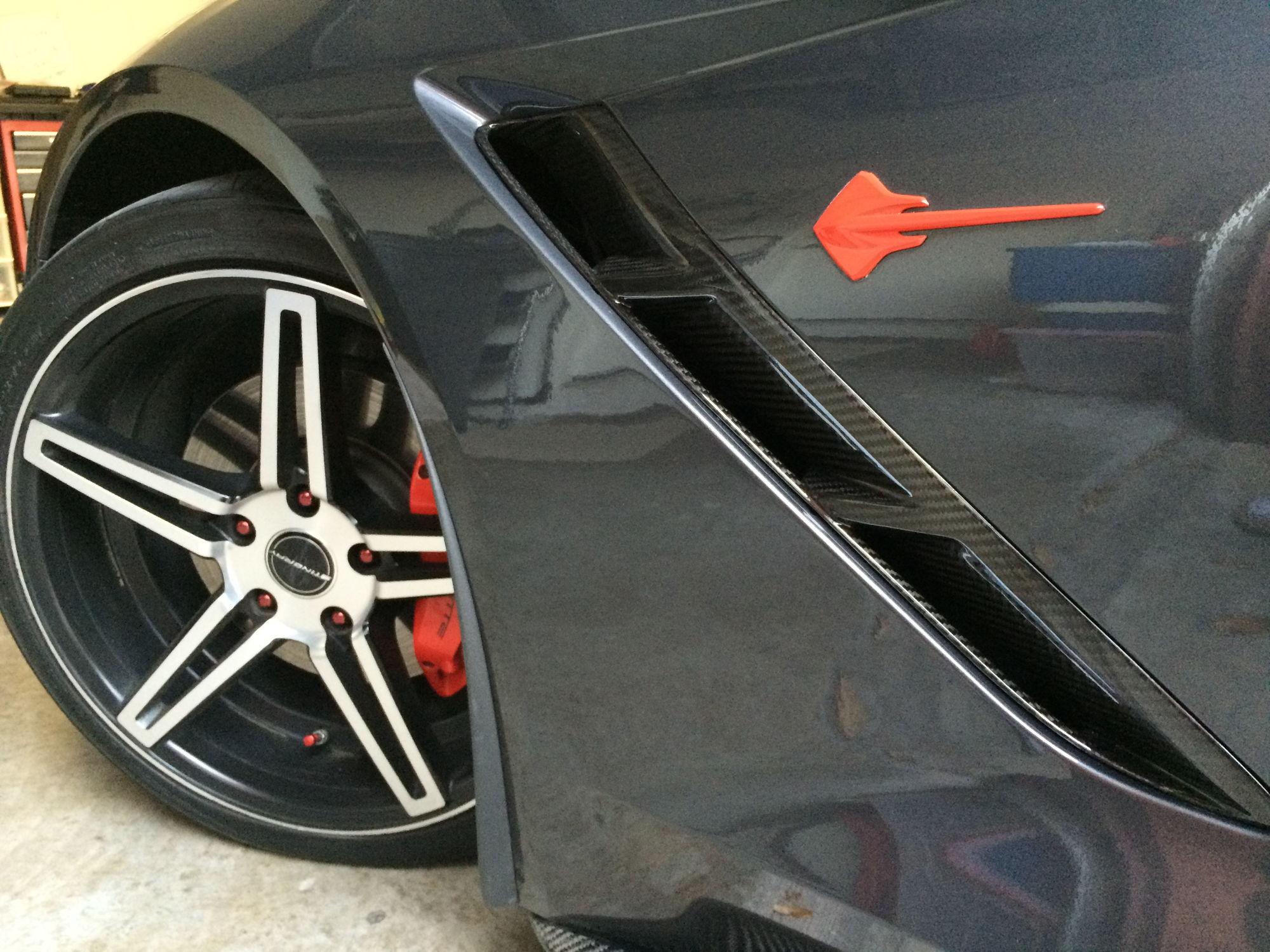 Carbon Fiber Wrap Interior Trim Corvetteforum Chevrolet Corvette Forum Discussion