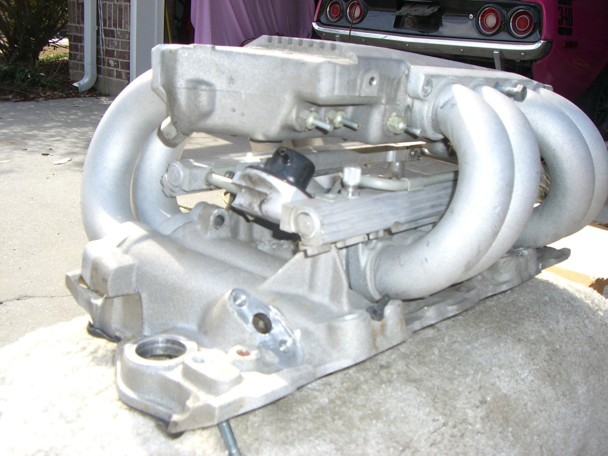 FS (For Sale) 1990 Intake & Steering Wheel