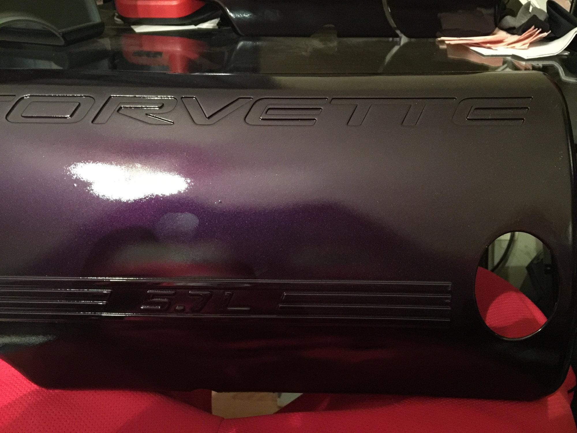 Engine Covers Corvetteforum Chevrolet Corvette Forum