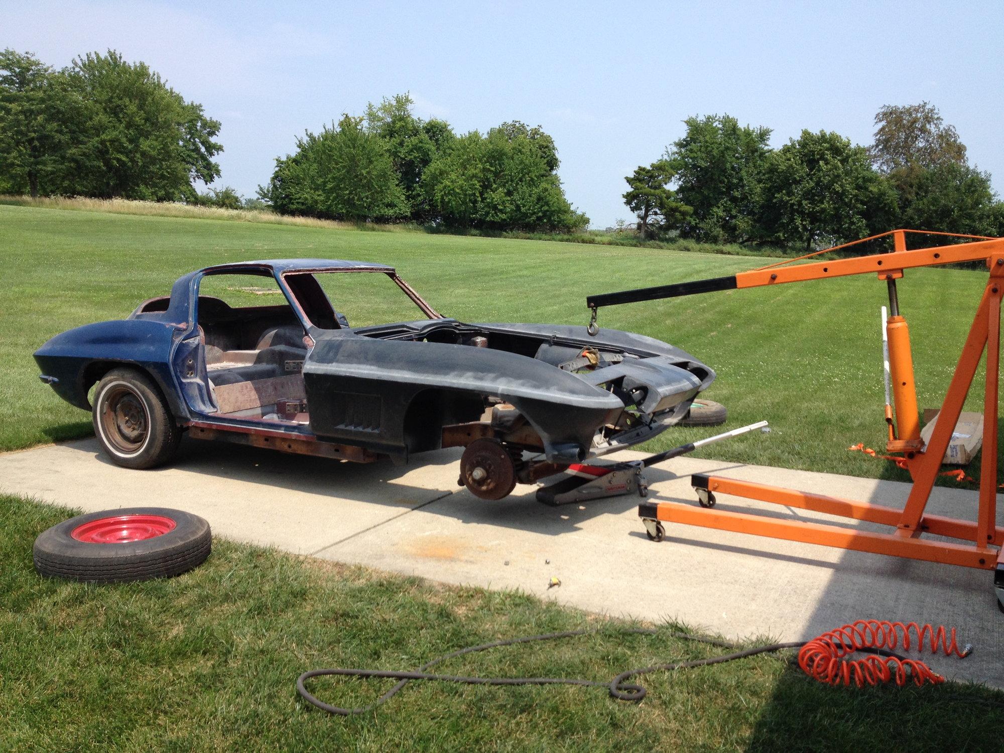 67 L88 Lemans Race Replica - CorvetteForum - Chevrolet Corvette
