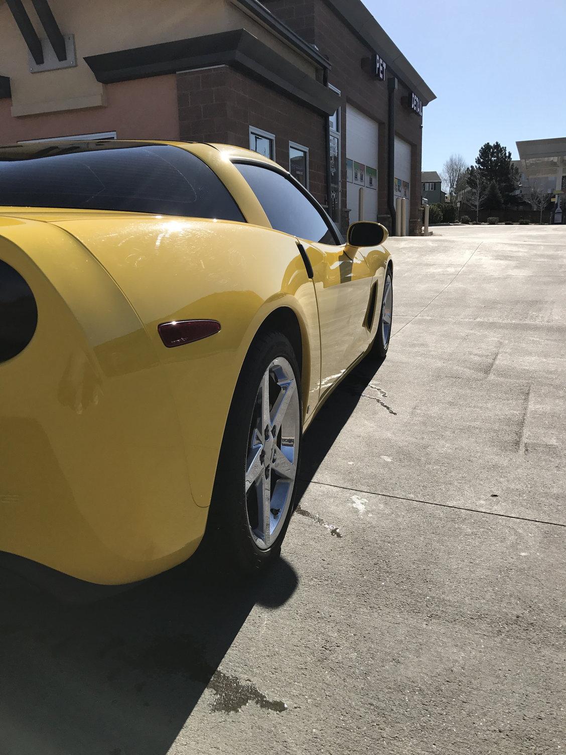 Used Corvettes For Sale Near Me >> FS (For Sale) 2007 Yellow Z51 M6 - CorvetteForum ...