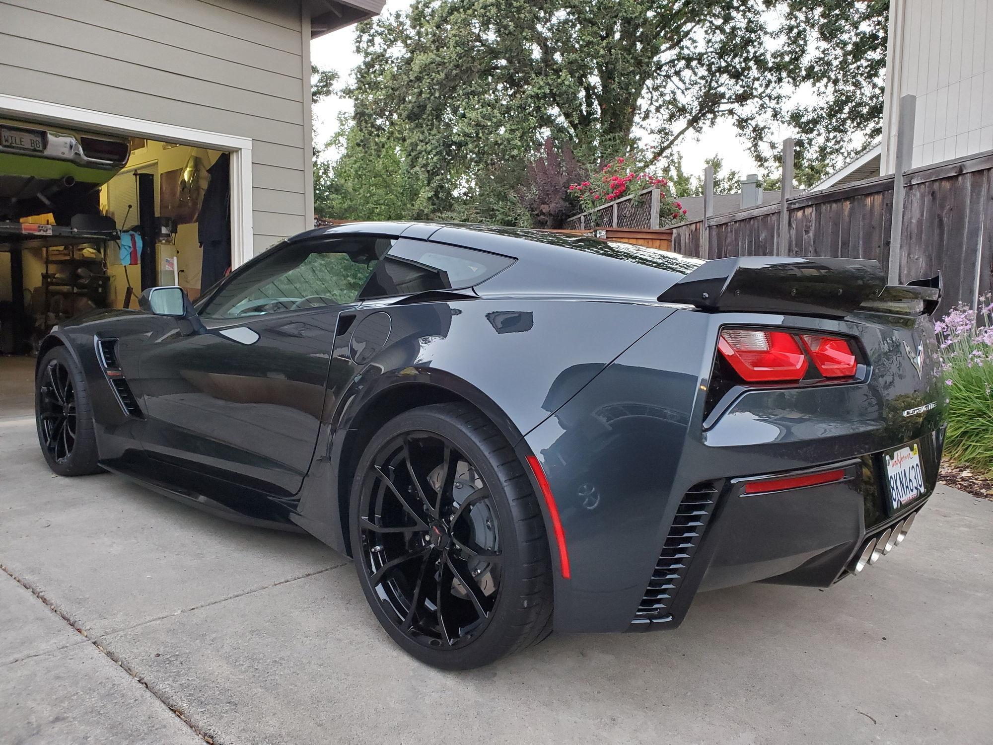 Gm Parts Giant >> Grand Sport Spoiler What Stage Corvetteforum