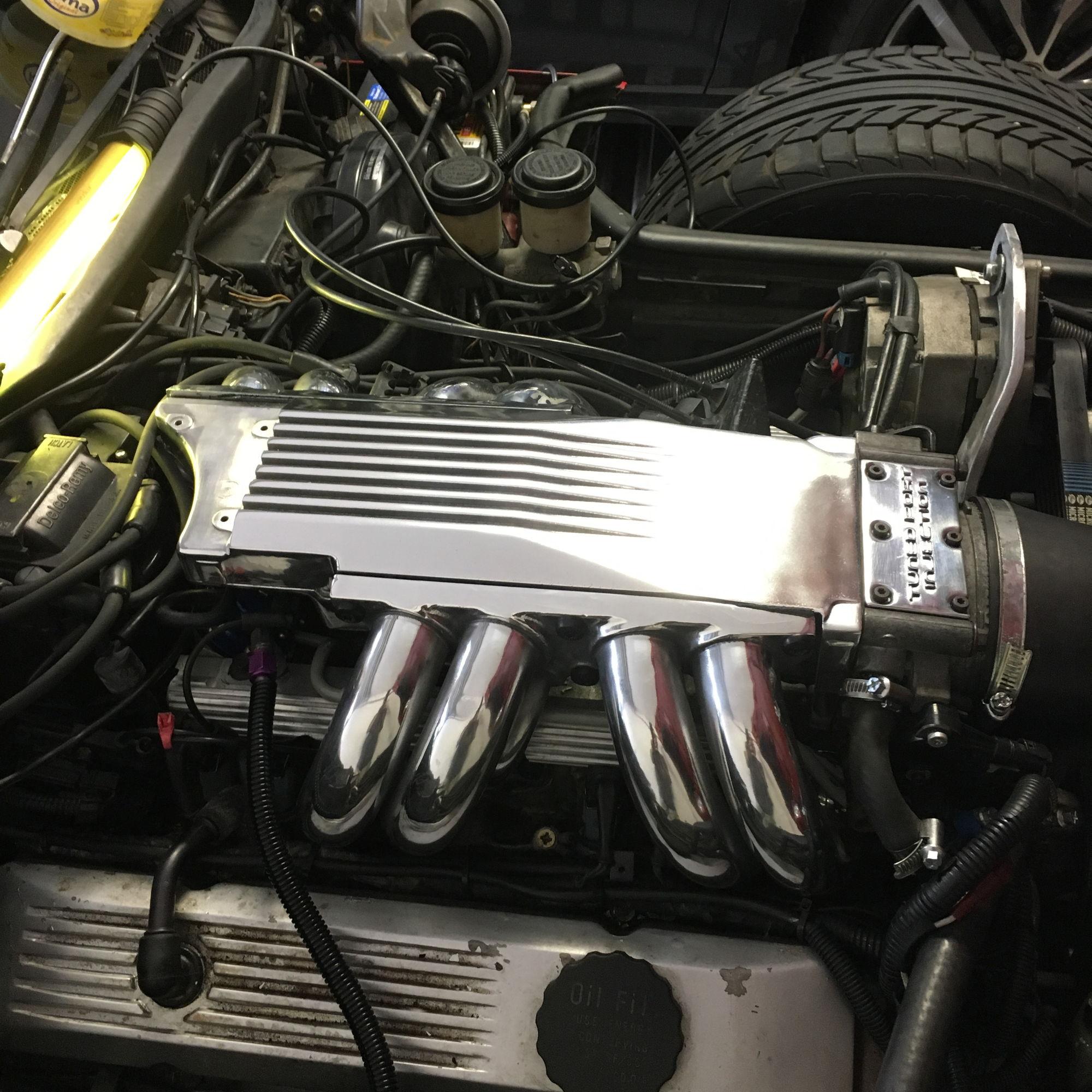Smog/A I R pump delete - CorvetteForum - Chevrolet Corvette