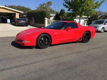 Brother's 2002 Z06