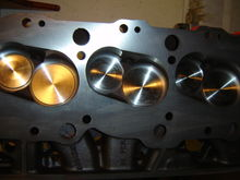 291 Heads, 2.250 Intake/1.88 Exhaust,