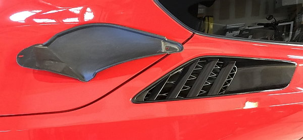 Rear Fender Vents - CorvetteForum - Chevrolet Corvette Forum