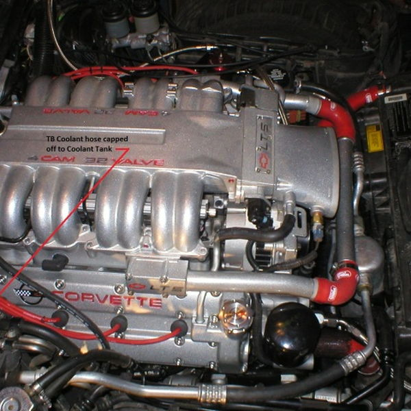 how auto cooling systems work tech article chevy high 283