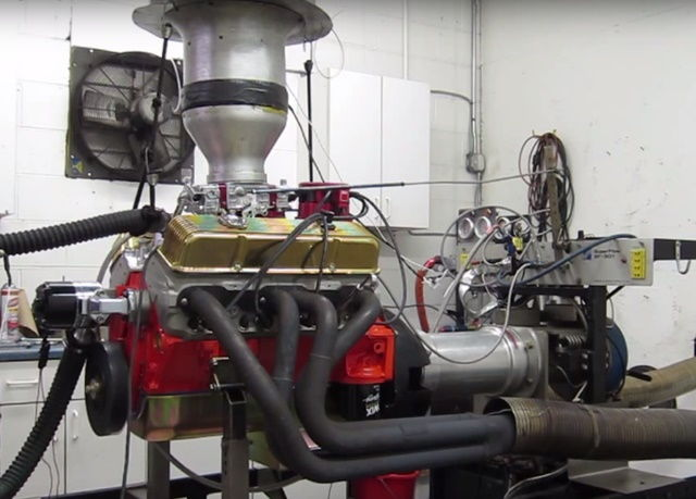 how to build an engine dyno