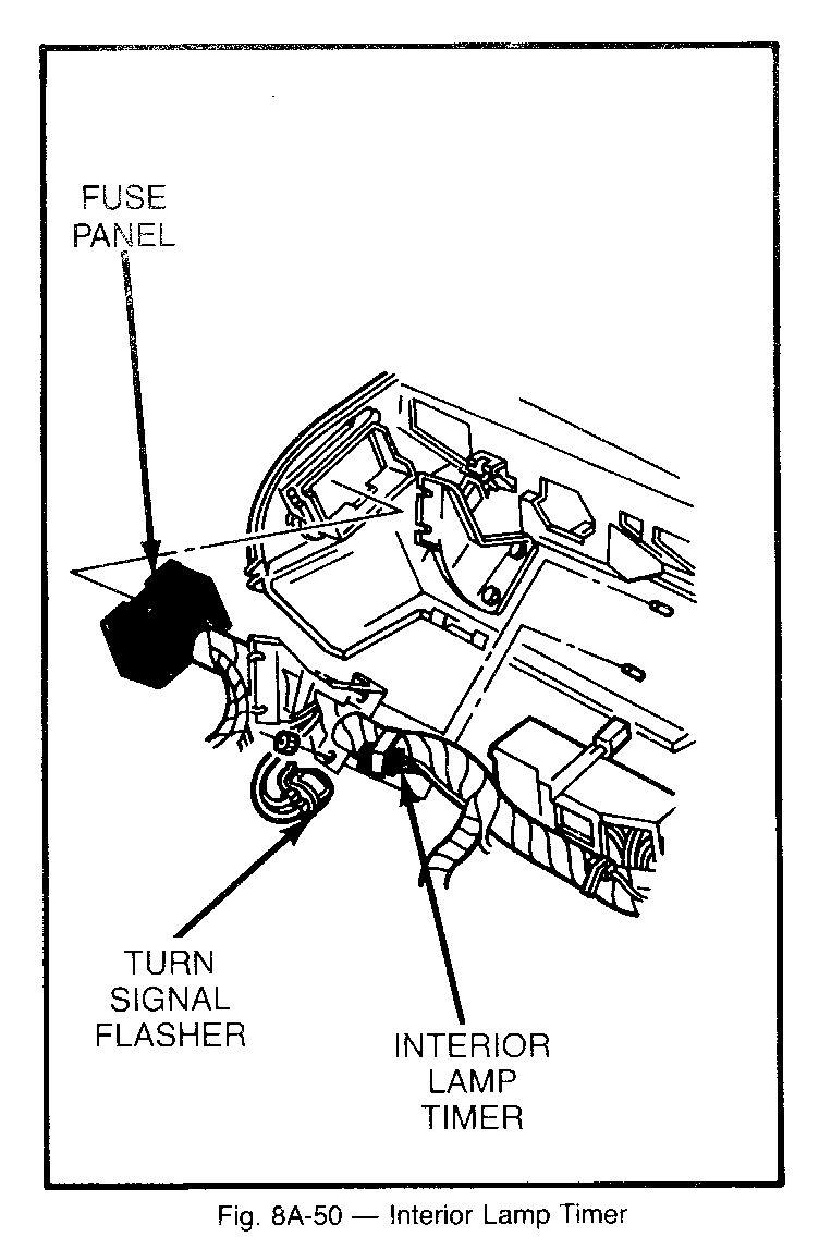 1979 courtesy light delay module test - CorvetteForum - Chevrolet ...
