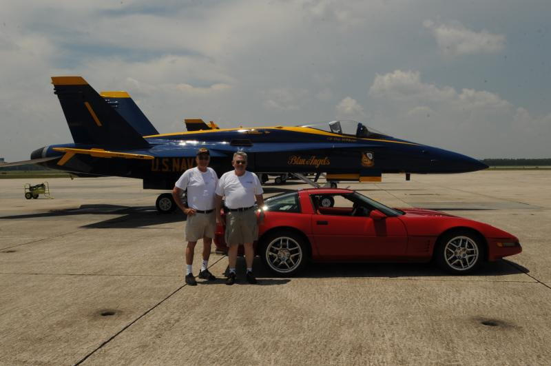 Blue Angles Road Trip To PCola