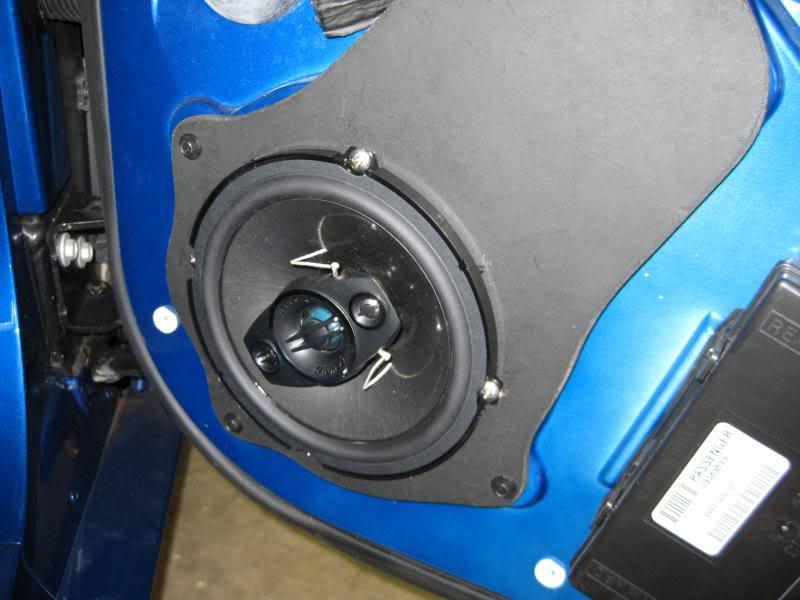 Corvette Speaker Upgrade Modifications