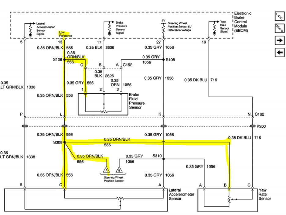 1998 rear mounted abs to 2004 front mounted abs conversion 1992 corvette wiring diagram repair guides