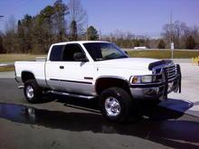 truck when it had brush guard