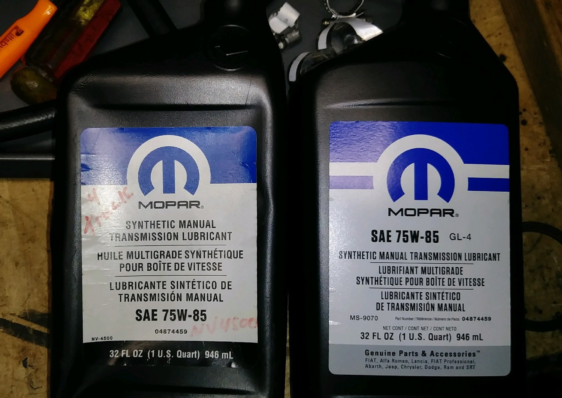What Fluid To Use In A Nv4500 Page 2 Dodge Diesel Diesel Truck Resource Forums