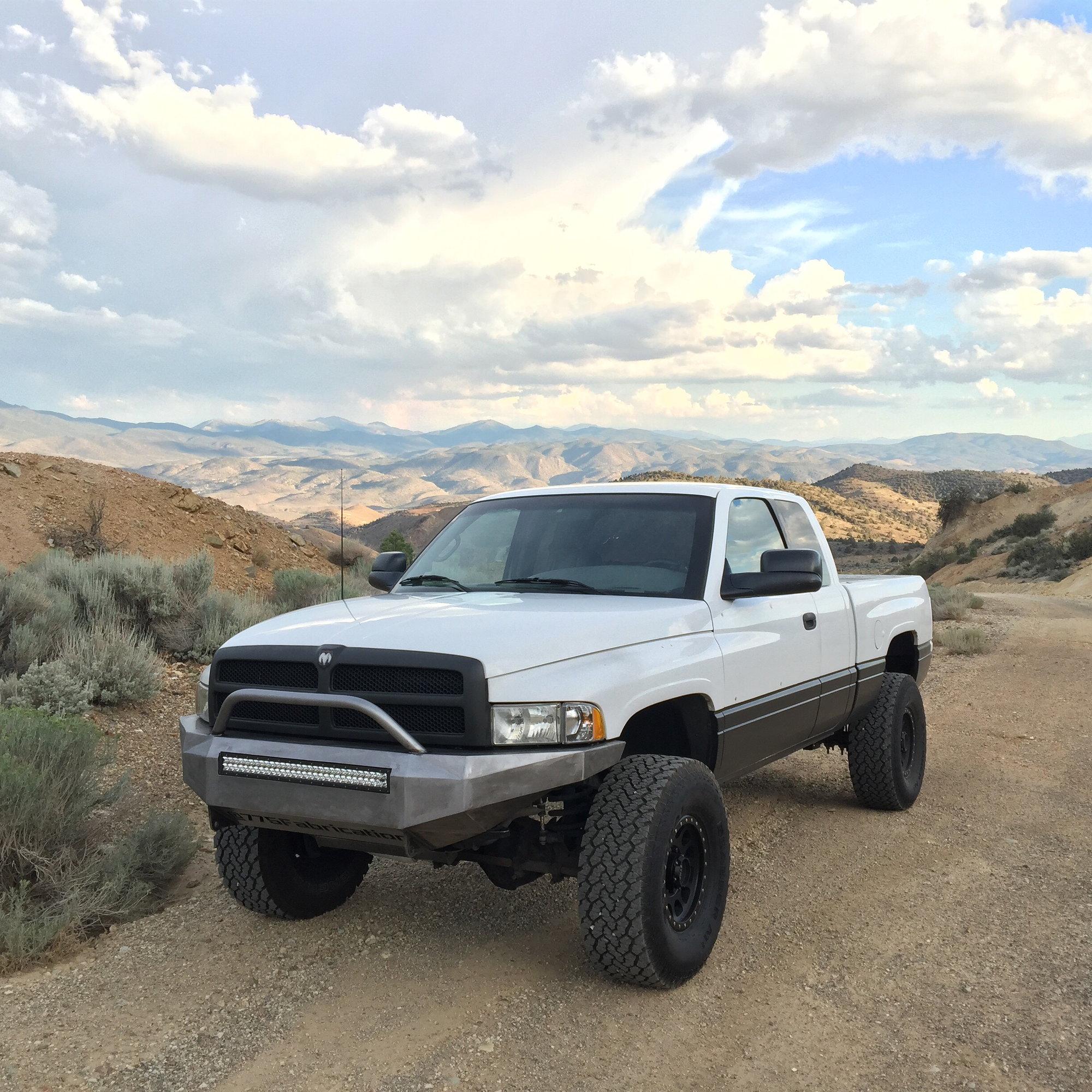 Led Light Bar On 2nd Gen Dodge Diesel Diesel Truck Resource Forums