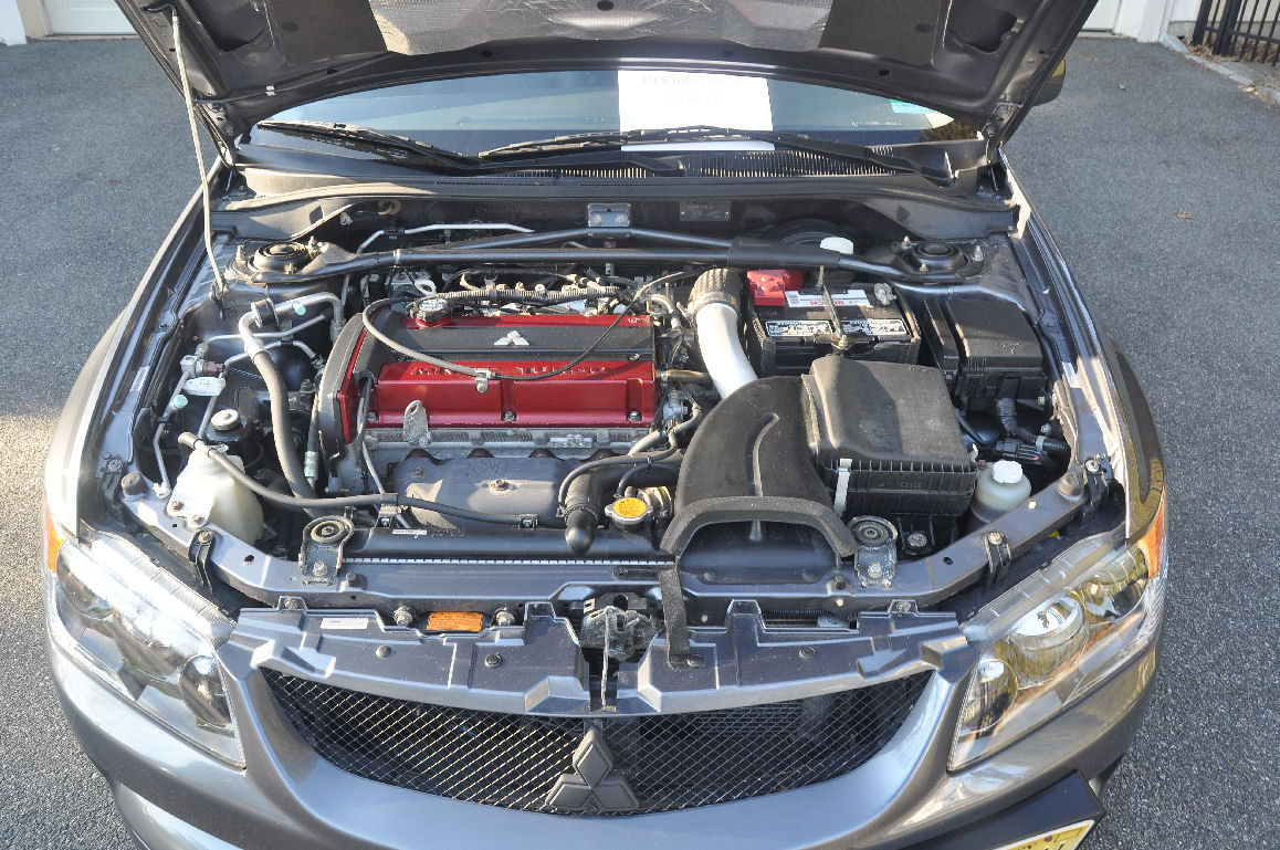 Mitsubishi Evo For Sale In Nj >> FS [Northeast]: One Owner GG 2006 IX with SSS, 6,500 miles - EvolutionM - Mitsubishi Lancer and ...