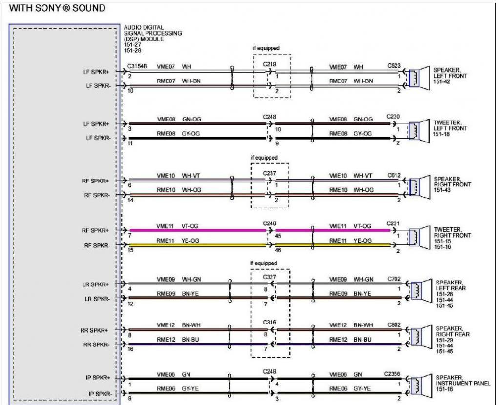 2014 f150 radio wiring diagram 2014 sony nav wiring diagram ford f150 forum community of  2014 sony nav wiring diagram ford