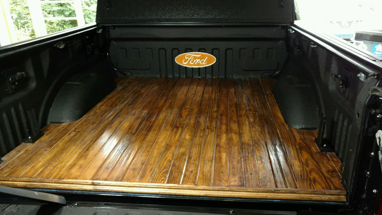 DIY wood bed floor - Page 4 - Ford F150 Forum - Community ...
