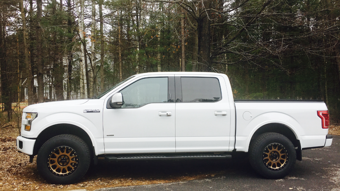 15+ Oxford White post em up!!!! - Page 62 - Ford F150 ...